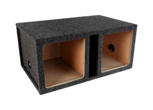 ATREND - 10inch Kicker Square Dual Vented