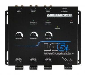 Audio Control LC6i-BLACK