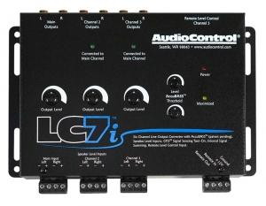 Audio Control LC7i-BLACK