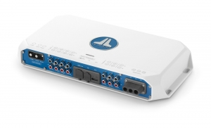 JL Audio 5 Ch. Class D Marine System Amplifier with Integrated DSP