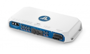 JL Audio 8 Ch. Class D Full-Range Marine Amplifier with Integrated DSP