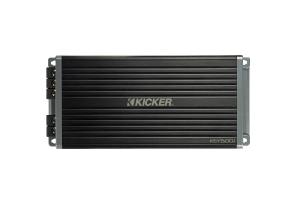 KICKER - KEY5001 500-Watt Mono Channel Amp with Start/Stop capability, RoHS Compliant