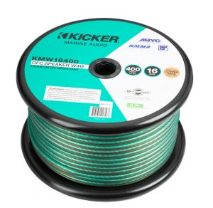 KICKER - Marine 16AWG Speaker Wire, 400FT