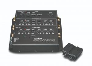 KICKER - KK12ZXDSP1 - Front Row Digital Signal Processor