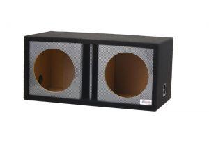 ATREND - 10inch Dual Vented Black
