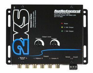 Audio Control 2XS-BLACK