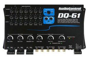 Audio Control DQ-61-BLACK