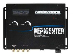Audio Control EPICENTER-BLACK