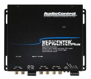 Audio Control EPICENTERPLUS-BLK