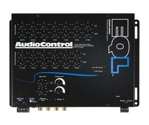 Audio Control EQL-BLACK 2 channel trunk-mount equalizer