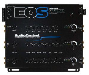 Audio Control EQS-BLACK