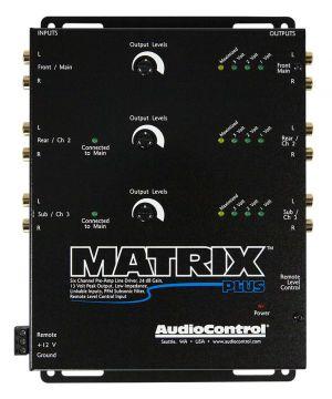 Audio Control MATRIX PLUS-BLACK