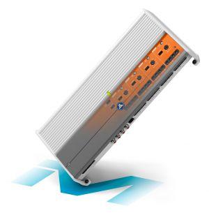 JL - #98626 24 Volt Marine 8-Channel 8x100 Watt Amplifier