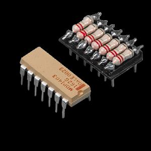 AudioControl - PART Crossover Chip 25Hz 18dB