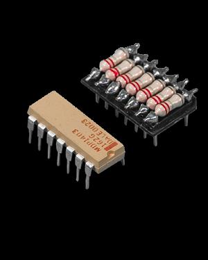 AudioControl - PART Crossover Chip 250Hz 18dB