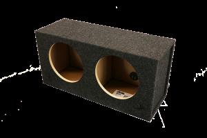 ATREND - Dual RF Model P2D4-12/P3D4-10 Subwoofer Enclosure
