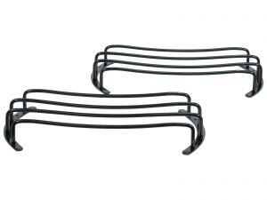 ATREND - 12inch Black Grill Pair