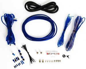 ATREND - 8 Gauge Amp Kit