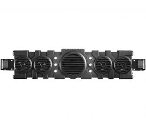 BOSS - Off Road Marine Sound System REFLEX 5-Spkr 40inch Bluetooth Overhead Sound System, 1000 Watts