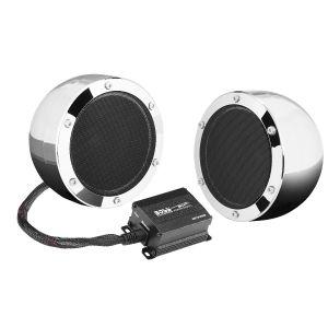 BOSS - Bluetooth All-Terrain Speaker and Amplifier System