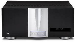 Krell Duo 125 Stereo Amplifier