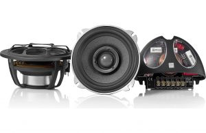 """""""MOREL - HYBRID INTEGRA 52 (Coaxial) uses 5.25in Woofers, 90 WRMS"""""""