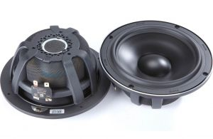"""""""MOREL - HYBRID MW6MKII (midbass only) 6.5in Woofers, 4 Ohm (pair)"""""""