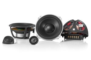 """""""MOREL - HYBRID 52 (2-Way Component) uses  5.25in Woofers, 120 WRMS"""""""