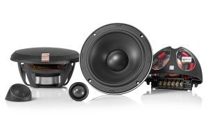 """""""MOREL - HYBRID 62 Mkii  (2-Way Component) uses  6.5in Woofers, 140 WRMS"""""""