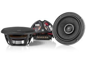 """""""MOREL - HYBRID INTEGRA 62 (Coaxial) uses 6.5in Woofers, 100 WRMS"""""""
