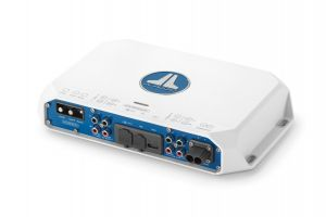 JL Audio 2 Ch. Class D Full-Range Marine Amplifier with Integrated DSP