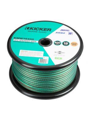 KICKER - Marine 16AWG Speaker Wire, 400FT
