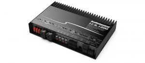 Audio Control LC-6.1200 high-power multi-channel amplifier with accubass®