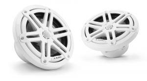 JL Audio M3-650X-S-GW Marine Coaxial Speakers