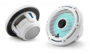 JL Audio M6-650X-C-Gw-Gw-i Marine Coaxial Speakers