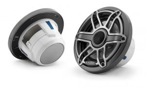 JL Audio M6-650X-S-Gm-Ti  Marine Coaxial Speakers