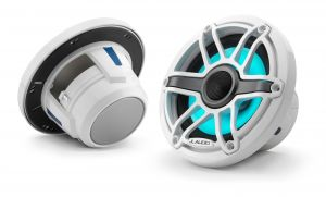 JL Audio M6-650X-S-Gw-Gw-i Marine Coaxial Speakers