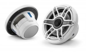 JL Audio M6-650X-S-Gw-Gw Marine Coaxial Speakers