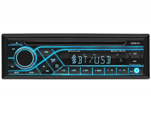Planet Audio Single-DIN, CD/MP3 Player Bluetooth