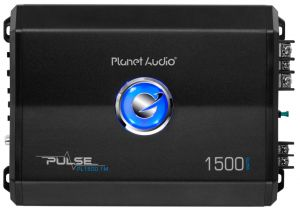 Planet Audio Pulse Max Class
