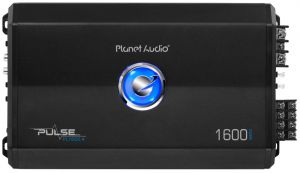 Planet Audio Pulse MOSFET 4 CH