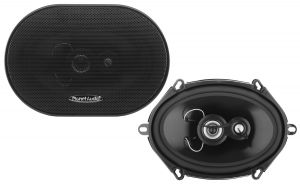 "Planet Audio Torque 5"" x 7"" 3-Way"