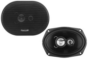 "Planet Audio Torque 6"" x 9"" 3-Way"